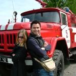 Feuerwehr Mukatschewo, Ukraine